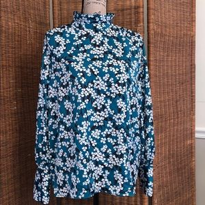 Women's Blouse - Floral